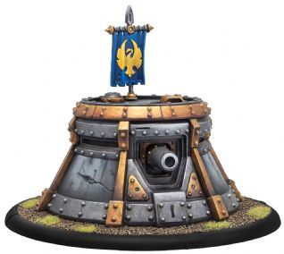 Trencher Blockhouse  Cygnar Structure (resin)